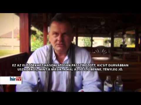 HírTV – Panaszkönyv Halászlékörkép 2015. 07. 29.