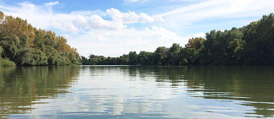 Az őszi Tisza…Szabolcs szemszögéből