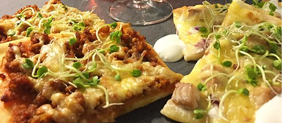Hello Italiano, halas pizza egyszerűen