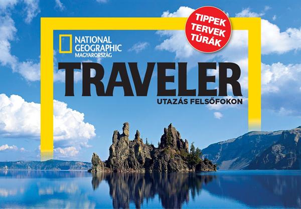 HelloHal a National Geographic Traveler októberi számában! Lapozzátok fel ti is!